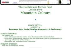 The Hatfield and McCoy Feud Lesson Plan
