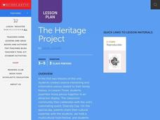 The Heritage Project Activities & Project