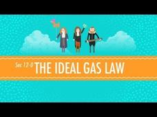 The Ideal Gas Law Video