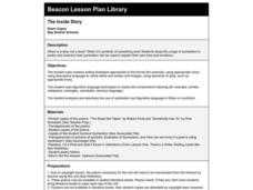 The Inside Story Lesson Plan