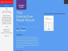 The Interactive Read-Aloud Lesson Plan