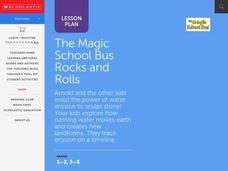 The Magic School Bus Rocks and Rolls Lesson Plan