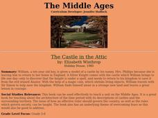 Castle In The Attic Lesson Plans Amp Worksheets Reviewed By Teachers