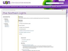 The Northern Lights Lesson Plan