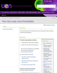 The Old Lady and Probability Lesson Plan