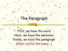 The Paragraph Presentation
