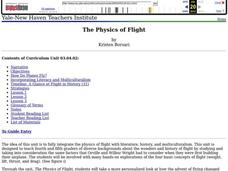The Physics of Flight Lesson Plan