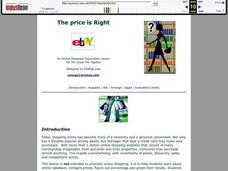 The Price is Right Lesson Plan