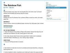 The Rainbow Fish Lesson Plan