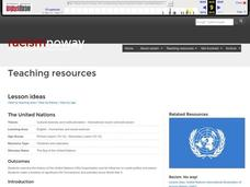 The United Nations Lesson Plan