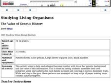 The Value of Genetic History Lesson Plan