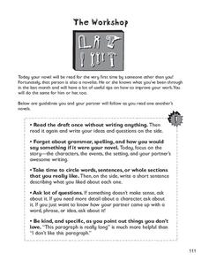 The Workshop Worksheet