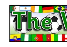 The World Cup Printables & Template