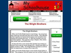 The Wright Brothers Interactive