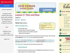Then and Now Lesson Plan