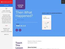 Then What Happened? Lesson Plan