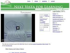 contour map lesson plans worksheets lesson planet. Black Bedroom Furniture Sets. Home Design Ideas