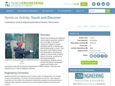 Touch and Discover Lesson Plan
