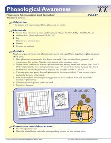 Phonology Lesson Plans & Worksheets | Lesson Planet