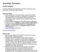 Armchair Travelers Lesson Plan