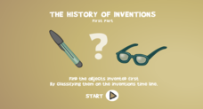 The History of Inventions Interactive