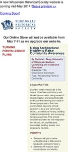 Using Architectural History To Raise Community Awareness Lesson Plan