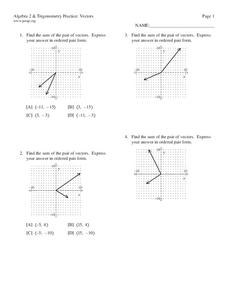 vector addition worksheets reviewed by teachers. Black Bedroom Furniture Sets. Home Design Ideas