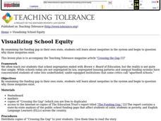 Visualizing School Equity Lesson Plan