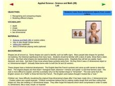 Applied Science - Science and Math Lab Lesson Plan