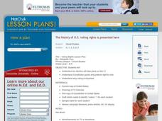 Voting Rights Lesson Plan