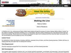 Walking the Line Lesson Plan