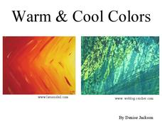 Warm and Cool Colors Presentation