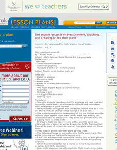 Aviation Lesson #2 Lesson Plan