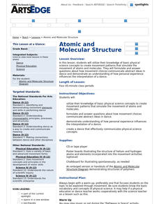 Atomic and Molecular Structure Worksheet
