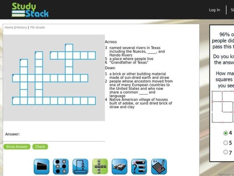 weather crossword worksheet for 7th grade lesson planet. Black Bedroom Furniture Sets. Home Design Ideas