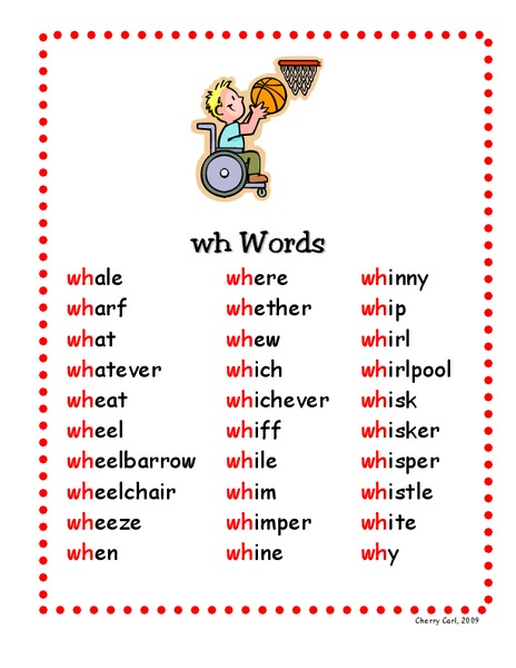 wh words printables  u0026 template for 3rd