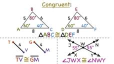 What Does Congruent Mean? Video