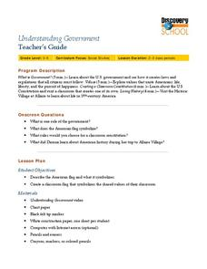 What is Government? Lesson Plan