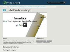 What's a Boundary? Video