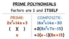 What's a Prime Polynomial? Video