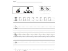 B is for Barber Interactive