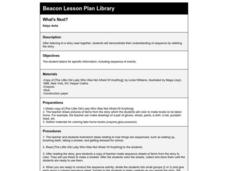 What's Next? Lesson Plan