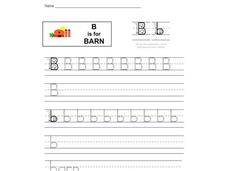 B is for Barn Interactive