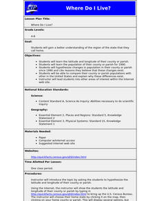 Where Do I Live Lesson Plan For 4th 8th Grade Lesson Planet This post is part of the series: where do i live lesson plan for 4th 8th grade lesson planet