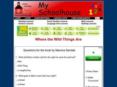 Where the Wild Things Are Interactive