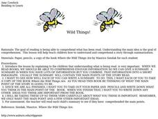 Wild Things Lesson Plan