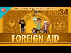 Foreign Aid and Remittance Video