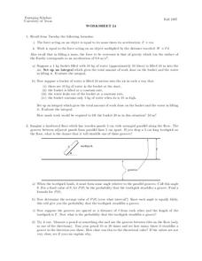 Worksheet 24 Worksheet