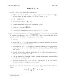 Worksheet 36 Worksheet