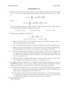 Worksheet 37 Worksheet
